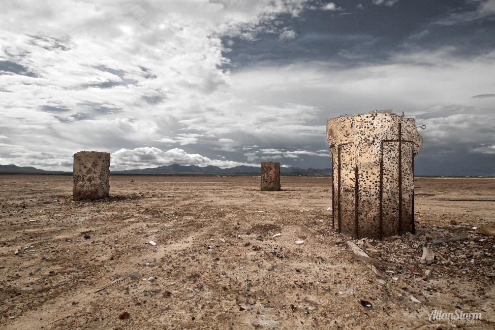 Three Pillars, Allan Sturm Photography
