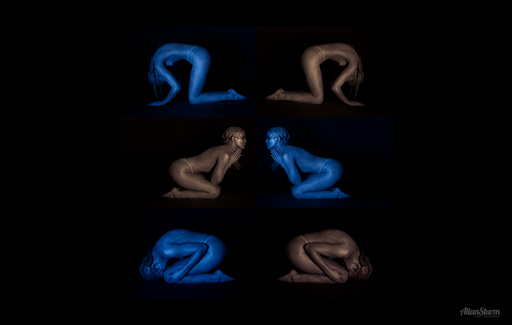Reflections, Fine Art Nude, Allan Sturm Photography